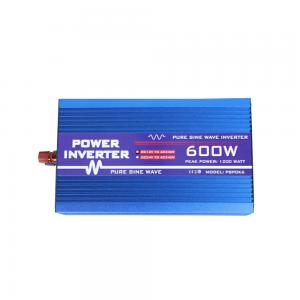 Pure Sine Wave Power Inverter 600W 12V